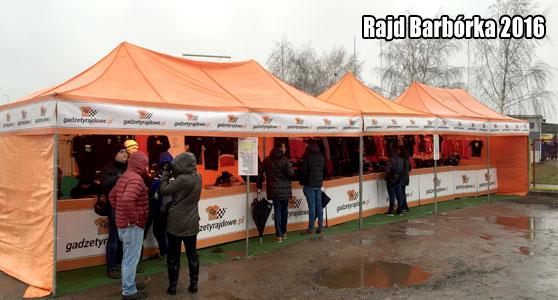 Rajd Barbórka 2013