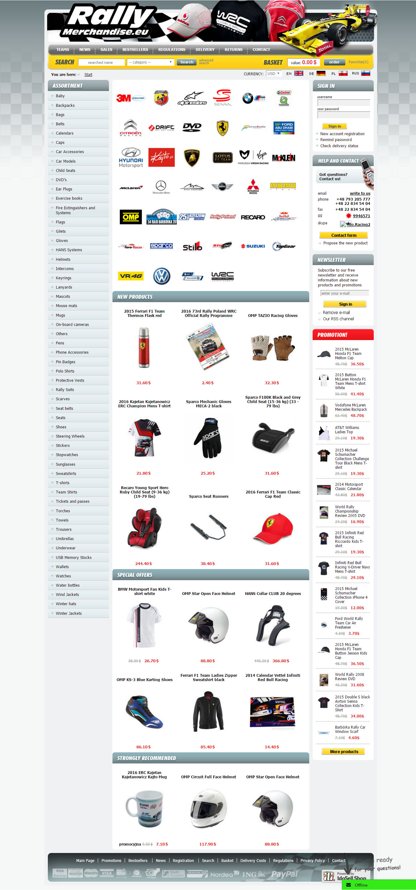 rallymerchandise.eu