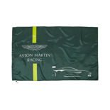 Flaga Team Navy Aston Martin Racing