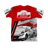 T-shirt damski Rally Poland 2019