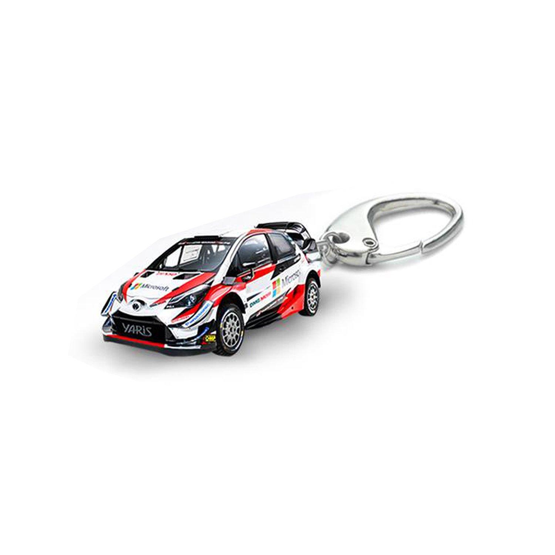 Concord Toyota Used Cars: Breloczek Car Yaris WRC Toyota Gazoo Racing