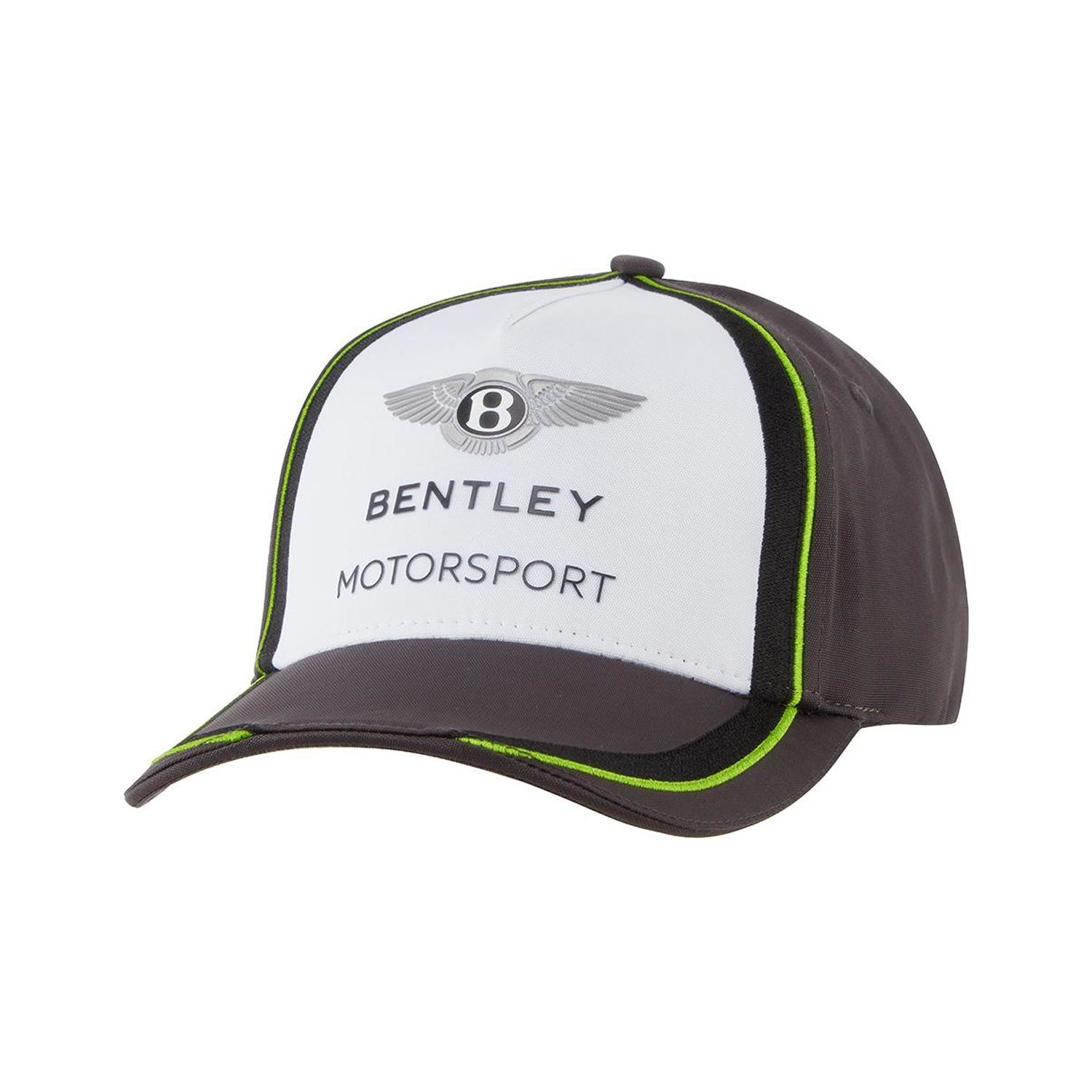 Czapka męska Team szara Bentley Motorsport 2020
