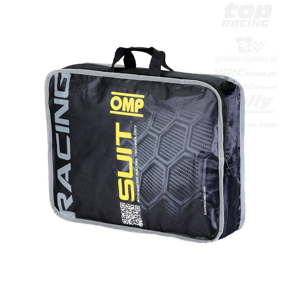 4a6710b93920b Torba na kombinezon OMP - Racing | Gadżety i odzież rajdowa w ...