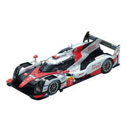 Model 1:43 Toyota Gazoo Racing Winner No. 7