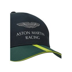 Czapka baseballowa Team granatowa Aston Martin Racing