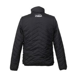 Kurtka Quilted czarna World Rally Championship