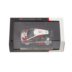 Model 1:38 Car Yaris WRC Toyota Gazoo Racing
