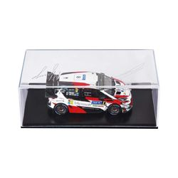 Model 1:43 Yaris WRC Finland Toyota Gazoo Racing WRT